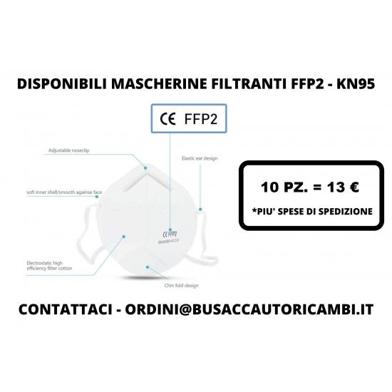MASCHERINE PROTETTIVE KN95 FFP2