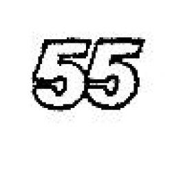 FREGIO 55 LATERALE PER FIAT PUNTO