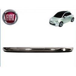 BAFFO CROM ANT. SX FIAT 500 '07->